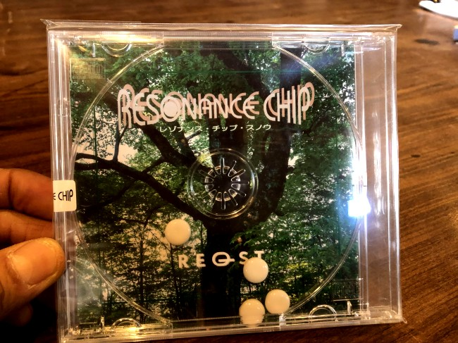 RESONANCE CHIP SNOWSNOW